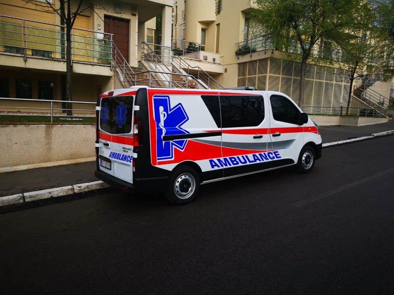 sanitetski prevoz, beograd, srbija