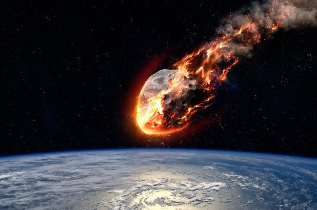 Asteroid juri ka zemlji