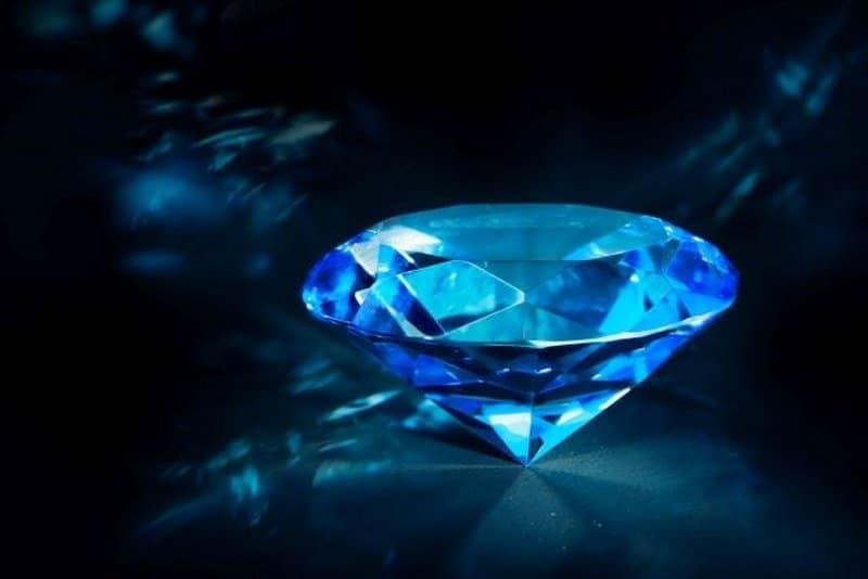 Redak plavi dijamant