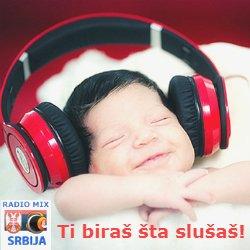 Radio mix Srbija aplikacija